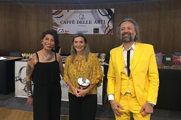 premio letterario a Roma